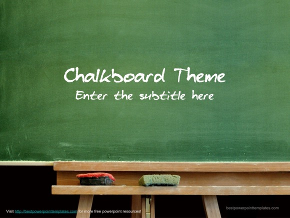 chalkboard template free. Black Bedroom Furniture Sets. Home Design Ideas