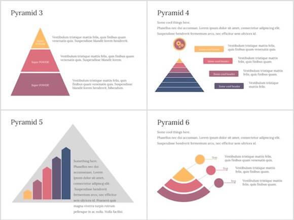 111 PowerPoint Pyramid 2 - Pyramid