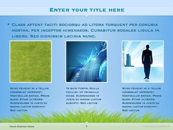 agriculture powerpoint template free