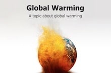 Global Warming PowerPoint Template - Global Warming