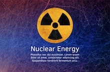 Nuclear Energy PowerPoint Template - Nuclear Energy