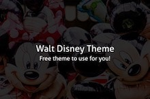 Disney PowerPoint Template - Disney