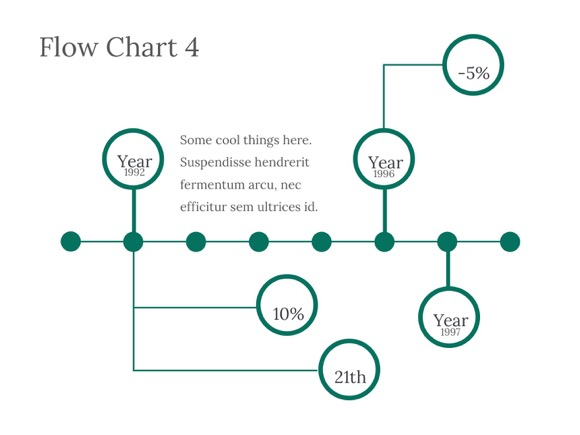 PowerPoint Flowchart 8 1 - Most Popular 2019