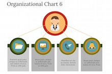 PowerPoint Org Chart Template - Org Chart