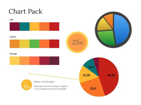 Sample Chart Templates free powerpoint charts and graphs templates : ... graphs and a graphic diagrams. Download this free Pie Chart right away