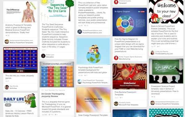 pinterest-science-powerpoint-templates