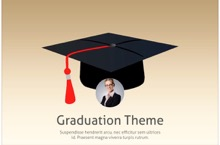 Graduation PowerPoint Template - Graduation
