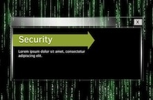 Cyber Security PowerPoint Template - Computer Security
