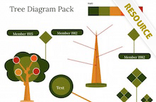 PowerPoint Tree Diagram - Tree Diagram