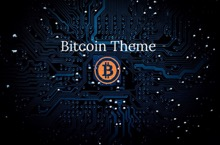 Bitcoin PowerPoint Template - Bitcoin