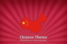China PowerPoint Template - China