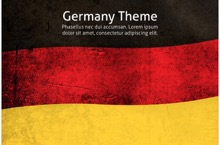 Germany PowerPoint Template - Germany