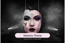 Robotics PowerPoint Template - Robotics