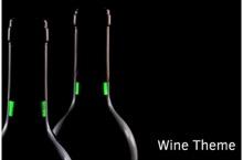 Wine PowerPoint Template - Wine