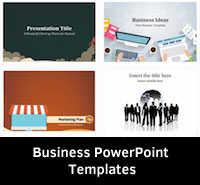 Business Templates - Home