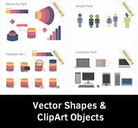 ClipArt Shapes - Home