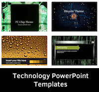 Technology Templates - Home