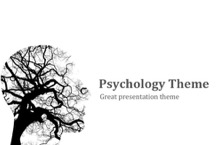 Psychology PowerPoint Template - FREE