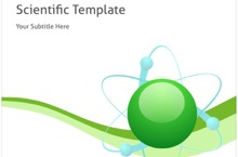 Scientific PowerPoint Template