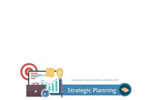 Strategic Plan PowerPoint Template - FREE